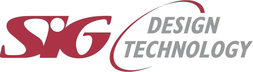 SIG Technology & Design Logo