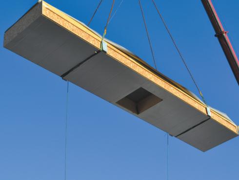armourdek long span panel