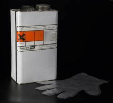 seam cleaner acetone
